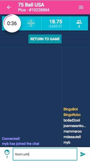 Mobile Bingo 2